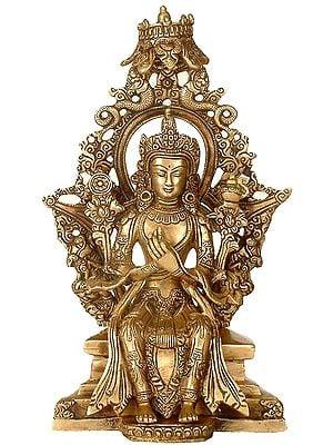 Tibetan Buddhist Deity- Maitreya