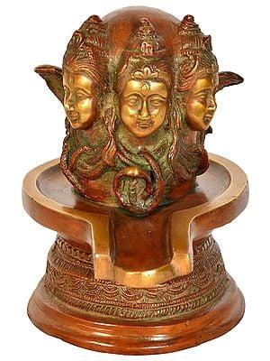 Auspicious Mukha Linga
