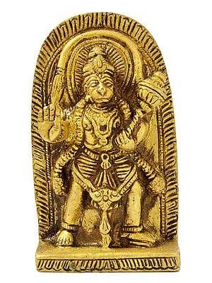 Temple Hanuman (Small Statue)