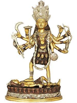 Cosmic Kali