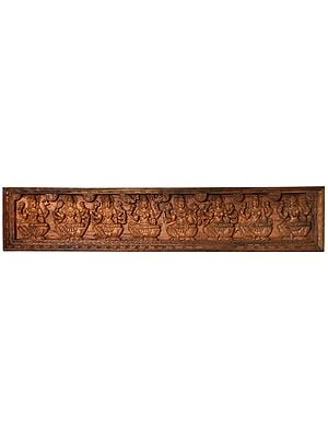 Ashtalakshmi Panel (Extremely Auspicious)