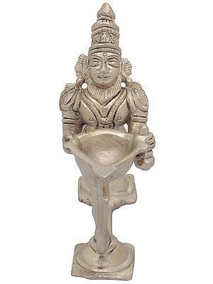 Hanuman Lamp for Shri Rama Puja