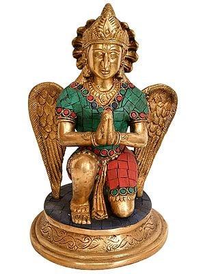 Garuda the Vehicle of Lord Vishnu