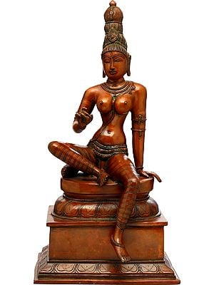 Seated Uma (Goddess Parvati)