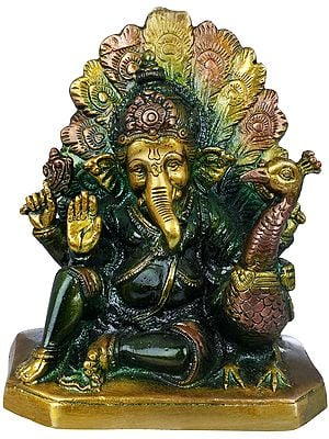 Mayur Ganesha