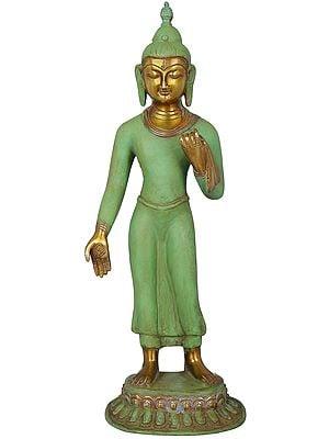 Standing Thai Buddha