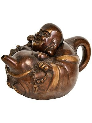 Laughing Buddha Kettle