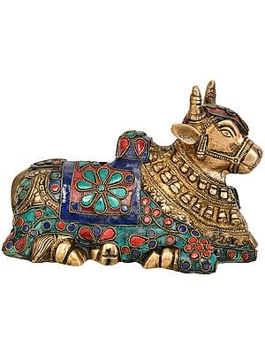 Nandi - The Bull of Shiva