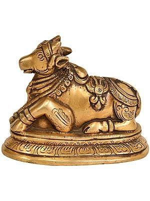 Nandi - The Vehicle of Shiva