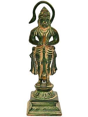 Standing Lord Hanuman