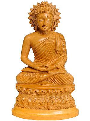 Buddha in Dhyana-mudra