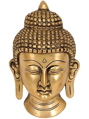 Buddha Wall Hanging Mask