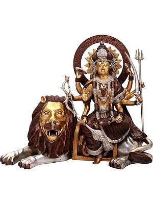 Sheran-wali Mata (Mother Goddess Durga)
