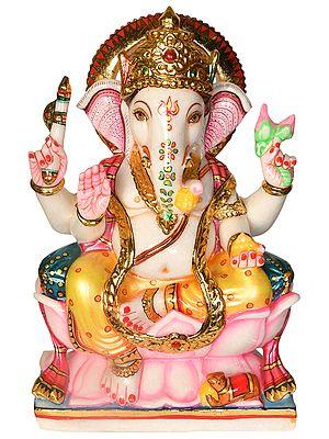 Fine Murti of Lord Ganesha