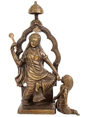 The Goddess Bagalamukhi: One of the Ten Mahavidyas