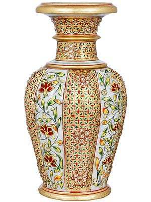 Marble Flower-vase