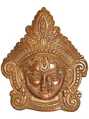 Goddess Durga Mask