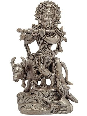 Gopala (Lord Krishna with Cow)
