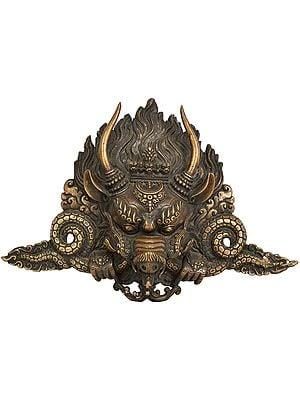 Garuda Wall Hanging Mask