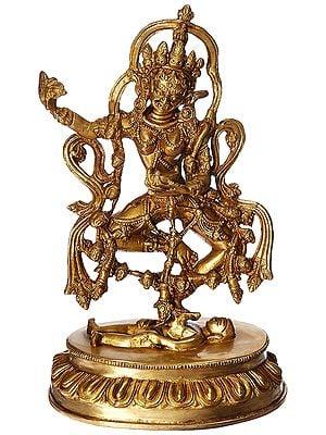 Tibetan Buddhist Deity- Vajra Dakini