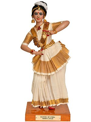 Dances of India - Mohiniattam