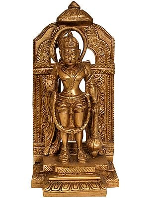 Temple Lord Hanuman