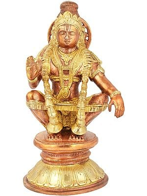 Ayyappan, A Saint Revered as Incarnation of Dharma