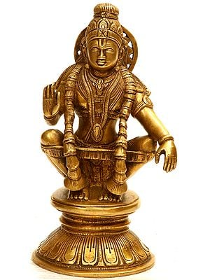 Ayyappan, A Saint Revered as Incarnation of Dharma