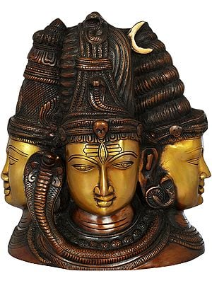 Tri-Murti and the Devi