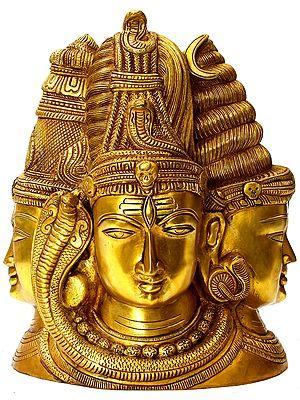 Tri-Murti and the Devi