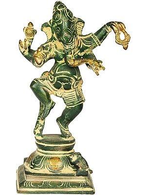Dancing Baby Ganesha