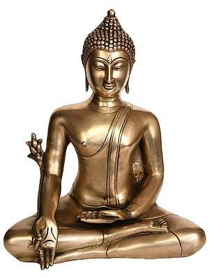 Tibetan Buddhist Deity - The Medicine Buddha
