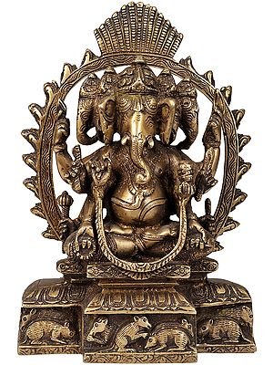 Pancha-Mukhi Ganesha