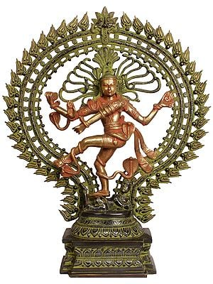 Lord Shiva as Nataraja (Large Statue)