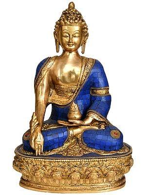 Tibetan Buddhist Deity Lapis Buddha