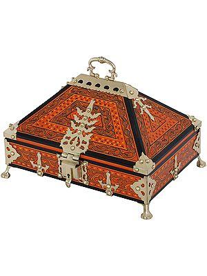 Ritual Box from Trivandrum