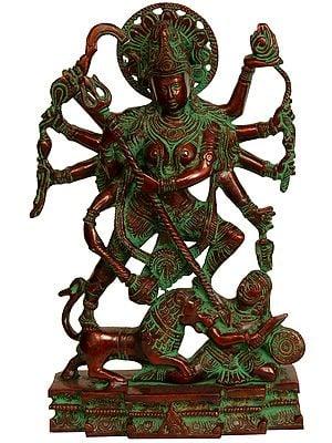 Mahishasur Mardini Mother Goddess Durga