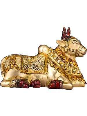 Nandi - The Vehicle of Lord Shiva