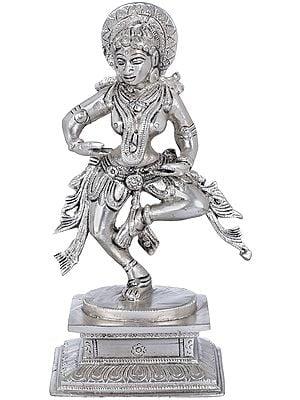 A Classical Indian Dancer