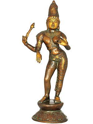 Ardhanarishvara (Unity of Shiva-Shakti)