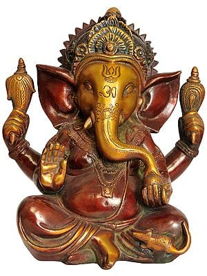 Adorable Ganesha