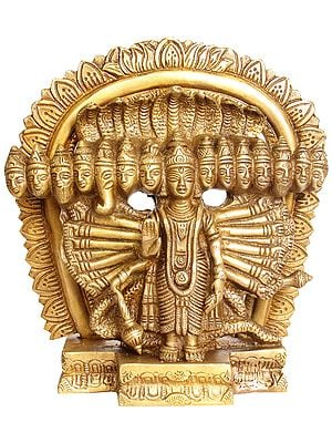 Cosmic Form of Lord Vishnu