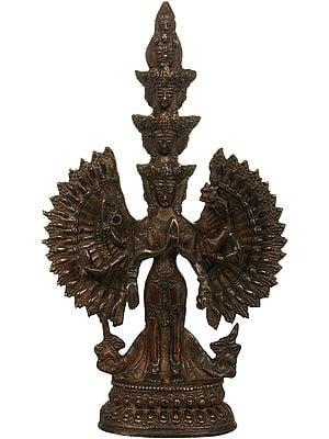 The Divine Suffering Of Lord Avaloiteshvara