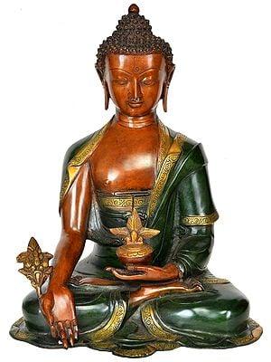 Medicine Buddha (Tibetan Buddhist Deity)