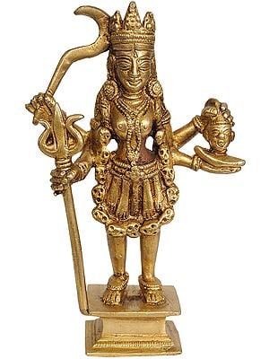 Mother Goddess Kali (Saviour of Truth)