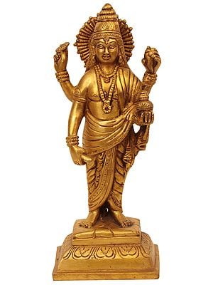 Dhanvantari - The Physician of Gods