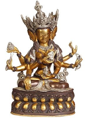 Tibetan Buddhist Ushnishavijaya: The Goddess Victorious Over Death