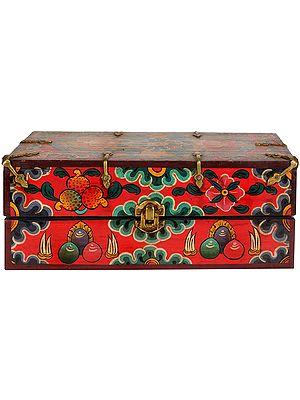 Tibetan Buddhist Portable Altar