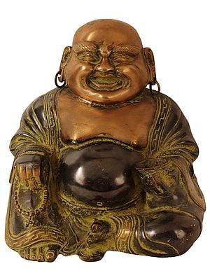 Joyous Laughing Buddha