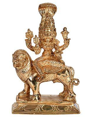 Pratyangira Devi (Atharvana Bhadrakali)